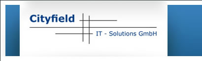 Logo Cityfield IT-Solution GmbH